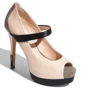 The ELY Jessica Simpson peep toe